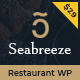 Seabreeze - Restaurant and Cafe WordPress Theme - ThemeForest Item for Sale