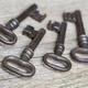 Cast iron keys - PhotoDune Item for Sale