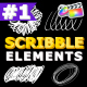Scribble Elements | FCPX - VideoHive Item for Sale