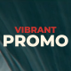 Vibrant Promo - VideoHive Item for Sale