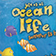 Ocean Life - Flyer/Poster Template - GraphicRiver Item for Sale