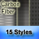 "15 ""Carbon Fiber"" Styles - GraphicRiver Item for Sale"
