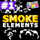 Smoke Elements | FCPX - VideoHive Item for Sale