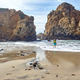 Man at Pfeiffer Beach, California - PhotoDune Item for Sale