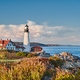 Portland Head Lighthouse, Maine, USA. - PhotoDune Item for Sale