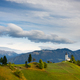 Jamnik church and Alps mountains in Slovenia - PhotoDune Item for Sale