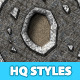 HQ Styles Vol. 3 - GraphicRiver Item for Sale