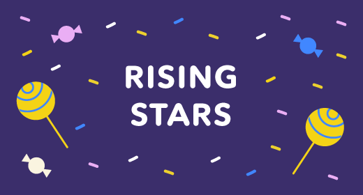 Rising Star Authors