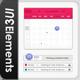 3UI Elements Design - GraphicRiver Item for Sale