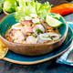 PERUVIAN CEVICHE SEBICHE. Peruvian seafood and fish ceviche with maize. - PhotoDune Item for Sale
