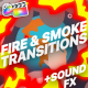 Fire And Smoke Transitions | Final Cut Pro - VideoHive Item for Sale