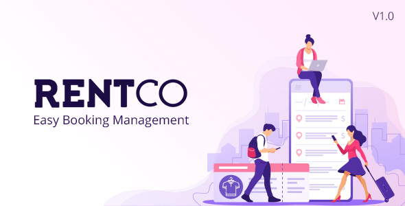 RentCo - The Leading Booking Solution