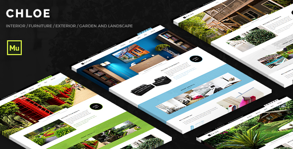 Chloe - Interior and Exterior Muse Template