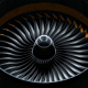 Jet Engine Powering Up - VideoHive Item for Sale
