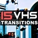 VHS Transitions - VideoHive Item for Sale