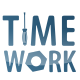 Time Work Logo - VideoHive Item for Sale
