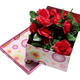 Box of Red Roses - PhotoDune Item for Sale