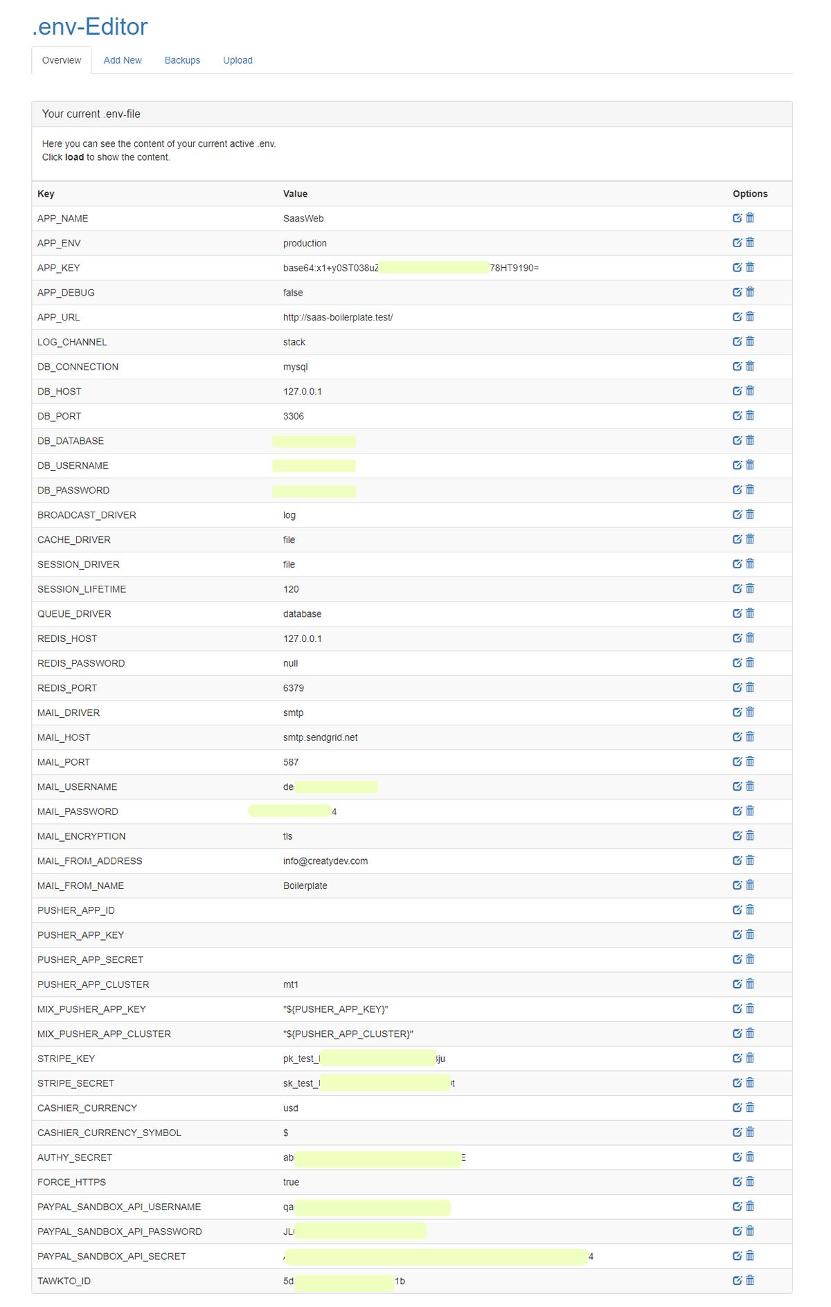SaaSWeb, Laravel 5 8 & vue SaaS Starter kit