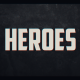 Page Turn Heroes Intro - VideoHive Item for Sale