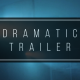 Crime Thriller - Dramatic Trailer - VideoHive Item for Sale