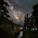 Milky Way over Acadia National Park Maine - PhotoDune Item for Sale