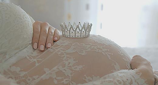 Pregnancy footage 45 year
