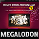 Megalodon - ThemeForest Item for Sale