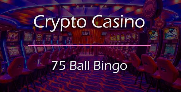 75 Ball American Bingo Add-on for Crypto Casino