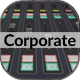 Commercial Corporate Background