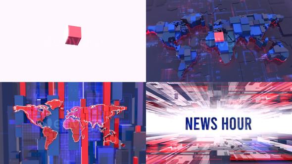 Broadcast News Hour Opener Download