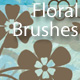 Floral Brushes - GraphicRiver Item for Sale