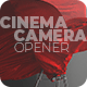 Cinema Camera Opener - VideoHive Item for Sale