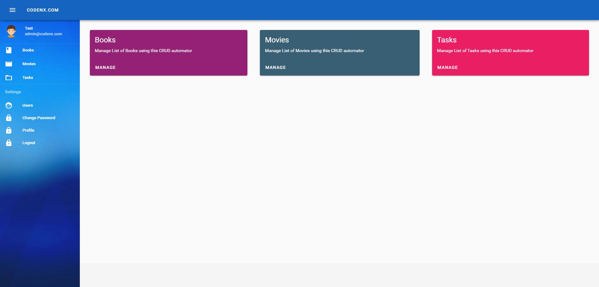 Vue Fullstack Automation - Database CRUD Generator using VueJS, NodeJS,  MongoDB
