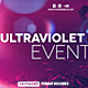 Ultraviolet Music Party - VideoHive Item for Sale