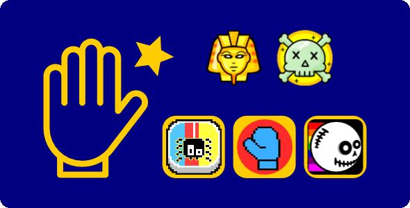 5 Games Bundle | HTML5 Game | Game Maker Studio Games