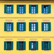 Building facade closeup, Karlovy Vary - PhotoDune Item for Sale