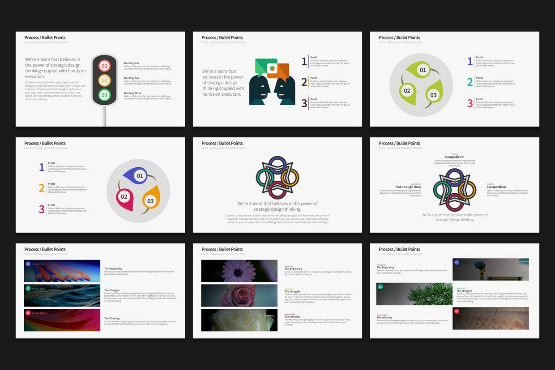 Warna Slides | Multi-Purpose PowerPoint Template - 2019 UPDATE