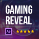 Glitch Action Gaming Logo Reveal - VideoHive Item for Sale