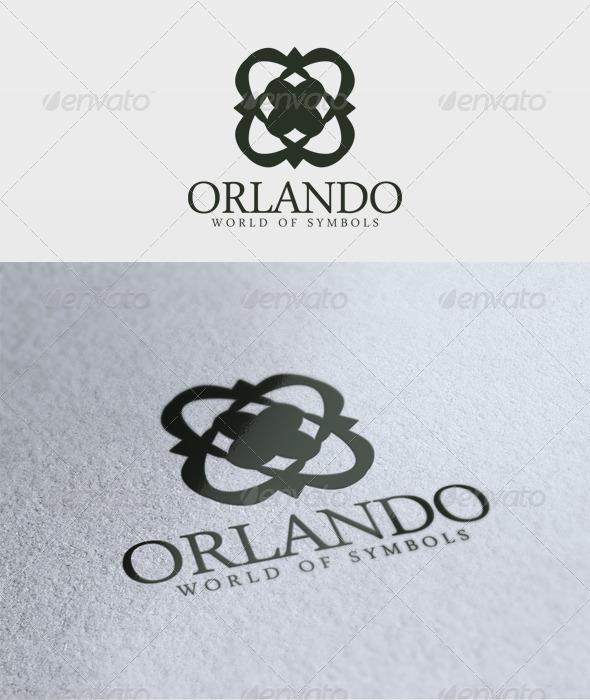 Orlando Logo - Vector Abstract