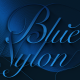 Blue Nylon - Abstract Cinematic Title Sequence - VideoHive Item for Sale