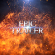 Fire Cinematic Titles - VideoHive Item for Sale