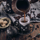 Pouring turkish coffee - PhotoDune Item for Sale