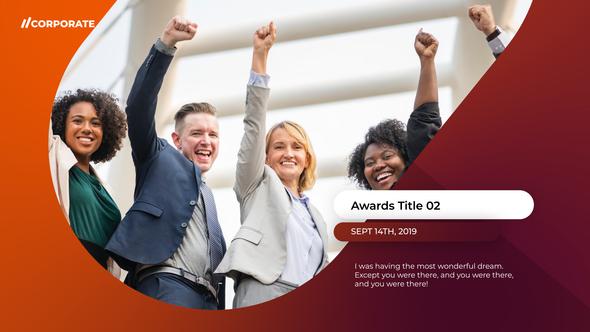 Modern Corporate Presentation Download