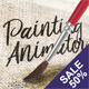 Painting Animator - VideoHive Item for Sale