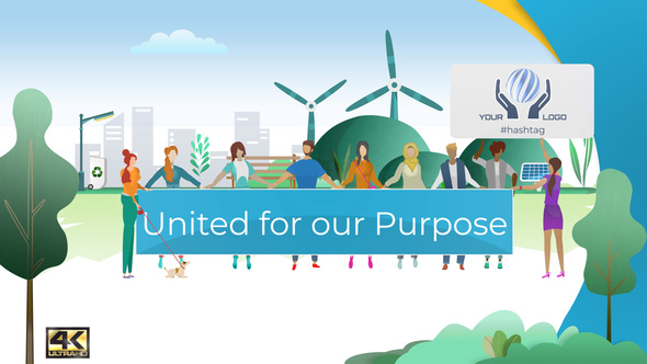 United People for a Purpose / Awareness Campaign Download