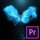 Flying Butterfly Logo Reveal 4k- Premiere Pro - VideoHive Item for Sale