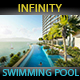 Infinity Swimming Pool - VideoHive Item for Sale