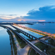 road bridge and railway to city - PhotoDune Item for Sale