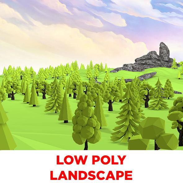Low Poly Landscape