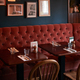 Interior Of Traditional English Pub With Table Set For Meal - PhotoDune Item for Sale